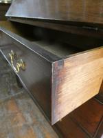 Neat English 18th Century Bureau Bookcase (8 of 15)