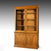 Very Good Early 19th Century Bookcase of Good Size (3 of 6)