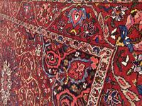 Antique Bakhtiar Rug (5 of 11)