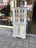 Lovely Small Stressed Pine Dresser (2 of 10)