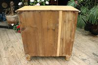 Gorgeous Old Pine Chest of Drawers (8 of 8)
