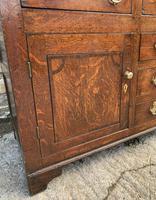 Georgian Welsh Oak Dresser (4 of 20)