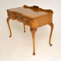 Antique Burr Walnut Server Side Table (8 of 11)