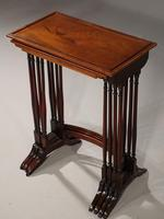 Attractive Early 20th Century Quartetto of Occasional Tables (3 of 4)