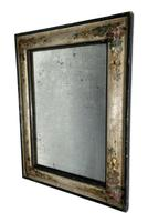 Old Hand-painted Mirror (2 of 3)