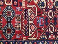 Antique Caucasian Shirvan Carpet (9 of 10)