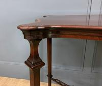 Chippendale Style Mahogany Occasional Table (3 of 10)