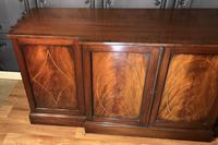 Mahogany Breakfront Sideboard (4 of 14)