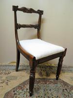 Set of 6 William IV Rosewood Dining Chairs (3 of 9)