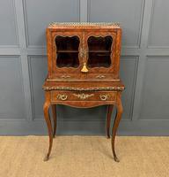19th Century French Kingwood Bonheur Du Jour (3 of 23)