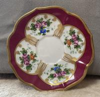 Limoges, France Hand Painted Cup & Saucer (6 of 6)