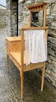 Antique Pine Dressing Table by Maple & Co (5 of 9)