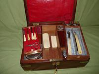 Unusual Georgian Fitted Gentleman's Dressing Box + Accessories.c1815 (6 of 18)