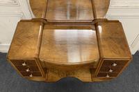 Iconic Burr Walnut Art Deco Dressing Table (4 of 22)