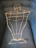 2 French Wire Mannequins (7 of 12)