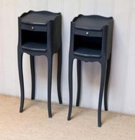 Pair Of Painted Bedside Cabinets (3 of 10)