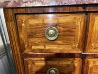 18th Century Transitional Commode in Tulipwood (7 of 9)