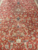 Antique Isfahan Carpet (6 of 9)