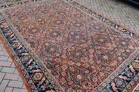 Antique Mahal carpet 369x262cm (6 of 10)