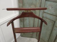 Italian Art Deco Gentleman's Floor standing Suit Hanger by Brevettato (3 of 5)