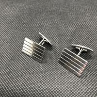Danish Silver Cufflinks 1950s by Carl Ove Frydensberg (4 of 4)