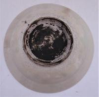 Persian Ceramic Shallow Dish, Qajar Dynasty Iran, 19th Century (7 of 8)