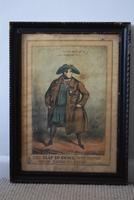 19th Century Caricatures George IV and Lord Bexley 1829 (10 of 10)