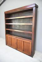 Large Antique Mahogany Dresser (7 of 12)