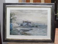 Watercolour Lower Largo Scotland (8 of 10)