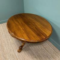 Outstanding Victorian Rosewood Antique Dining Table (8 of 9)