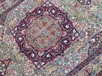 Antique Kerman Lavar Rug (6 of 11)