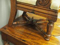 George IV Mahogany Childs Chair on Stand (7 of 7)