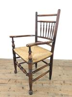 Set of Eight Spindle Back Chairs (5 of 10)