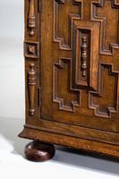 Late 19th Century Oak Dresser Base (3 of 6)