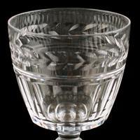 Set of Six Stuart Wine Glasses (3 of 8)