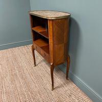 Stunning Kingwood Antique Side Cabinet (6 of 7)