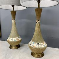 Pair of Vintage Moroccan Style Lamps (3 of 8)