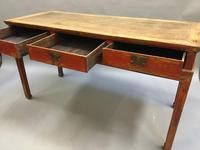 Chinese Antique Side Console Table (13 of 14)