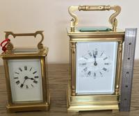 Large Fine Repeat Strike Carriage Clock (12 of 12)