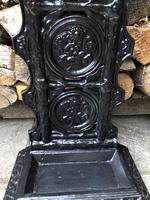 Antique Victorian Cast Iron Stick or Umbrella  Stand (3 of 8)