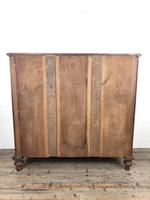 Large Victorian Mahogany Chest of Drawers (5 of 16)