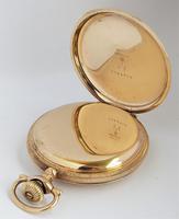 Waltham Full Hunter Pocket Watch, 1922 (4 of 6)