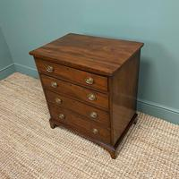 Georgian Mahogany Antique Chest of Drawers (4 of 6)
