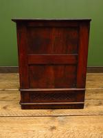 Vintage Indian Cabinet, TV Stand Storage Cabinet with Small Drawers (10 of 11)