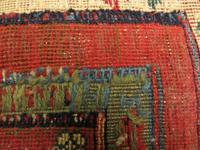 Superbly Colourful Antique Rahra Rug, Kilim Rug (8 of 13)