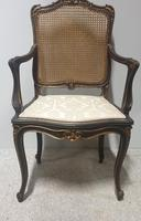 Excellent French Ladies Bergere Desk Chair (7 of 13)