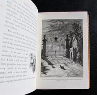 1892 Collection of Zaehnsdorf Leather Books Washington Irving + Oliver Goldsmith (3 of 5)