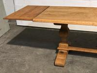 Long French Farmhouse Table with Extensions (12 of 24)