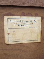Paris Made Oak Stacking Bookcases / Haberdasheries c.1930 (2 of 7)