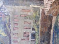 Oil on Canvas Cornish Seascape Listed Artist Dora Johns 1966 (4 of 10)